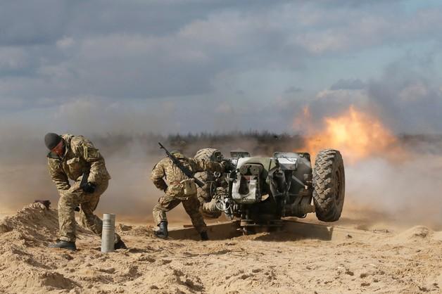 Na południu Rosji rozpoczęły się ćwiczenia artylerii
