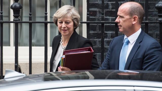 May: Wielka Brytania nie ujawni przed czasem strategii wobec UE