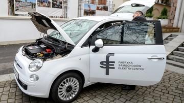 21-03-2017 14:29 Polski samochód elektryczny. Mały, zwinny, już... całkiem szybki i ze sporym zasięgiem