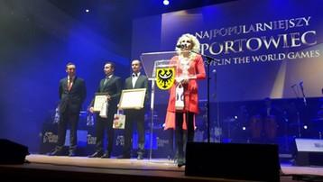 2017-02-01 Reprezentanci Polski na The World Games z prestiżowymi nagrodami