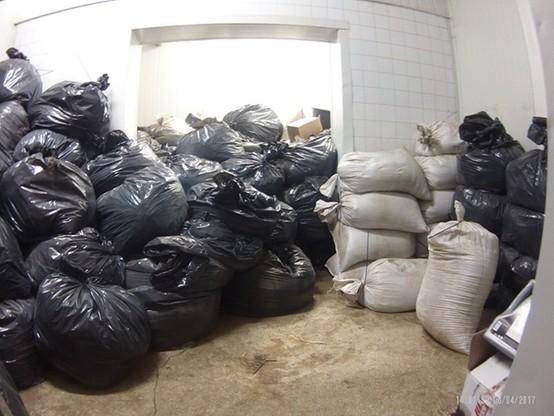 Nielegalna fabryka tytoniu zlikwidowana