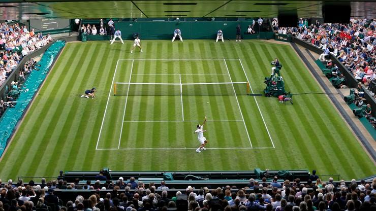 Wimbledon: Wyniki 1. dnia turnieju mężczyzn i kobiet