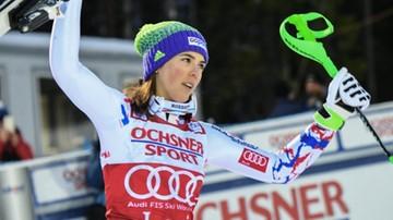 2017-11-11 Alpejski PŚ: Vlhova wygrała slalom w Levi