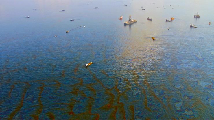 20 mld dolarów kary zapłaci BP za wyciek ropy
