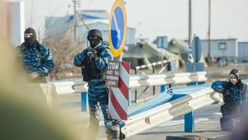 10-08-2016 17:09 Rosja oskarża Ukrainę o wtargnięcie na Krym i śmierć dwóch osób