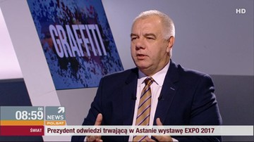 Sasin: nie ma sporu na linii Pałac Prezydencki - MON