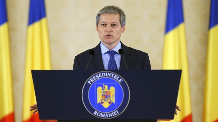Premier Rumunii przedstawił nowy rząd