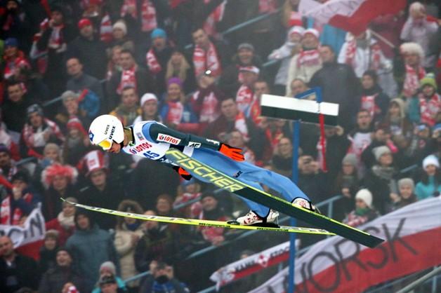 Stoch wygrał w Zakopanem