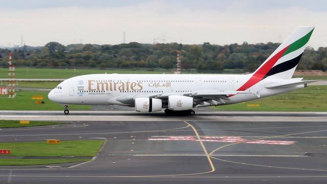 Tunezja: zawieszono loty linii Emirates