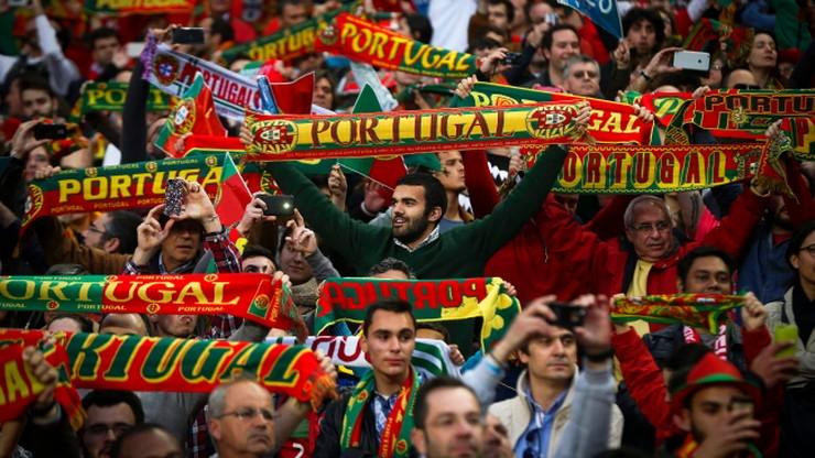 Porażka Portugalii w meczu towarzyskim