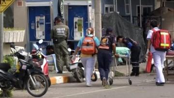 12-08-2016 05:49 Kolejna bomba wybuchła w Tajlandii. W sumie zginęły 4 osoby