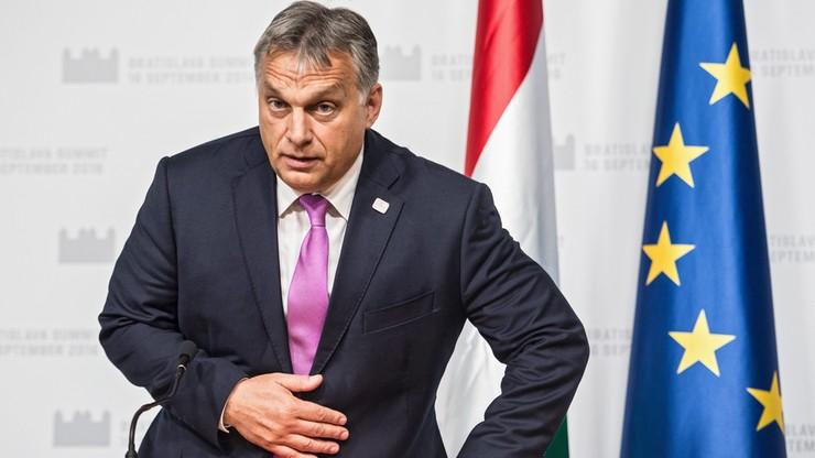Prawa ręka Orbana: Węgry nie wyjdą z Unii Europejskiej
