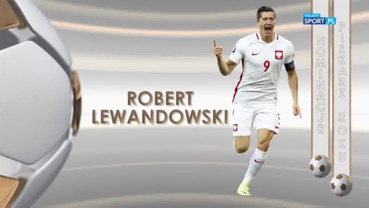 Gala PN: Lewandowski piłkarzem roku 2016