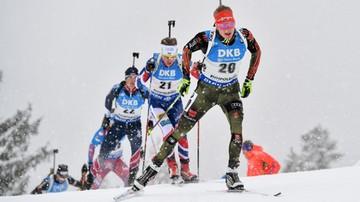 2017-01-20 PŚ w biathlonie: Szypulin najlepszy w biegu indywidualnym
