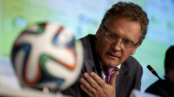 2015-09-17 Sekretarz generalny FIFA zawieszony