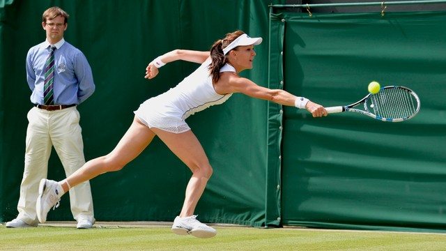 Wimbledon: Agnieszka Radwańska awansowała do ćwierćfinału