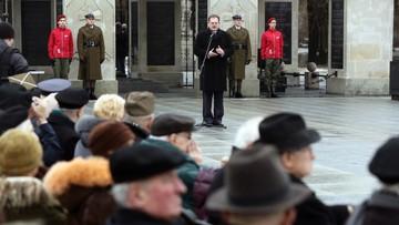 19-02-2017 14:25 75-lecie Armii Krajowej. Uczczono pamięć jej żołnierzy