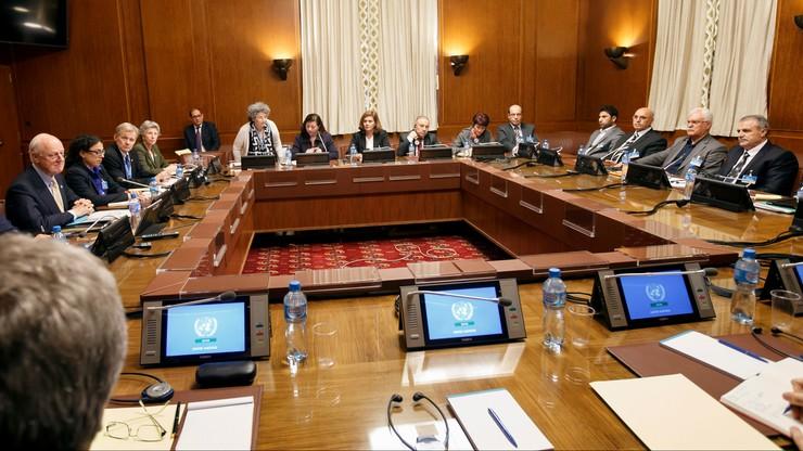 Syryjski rząd i opozycja: negocjacje pokojowe pod znakiem zapytania