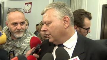 Marek Suski o komisji ws. projektu