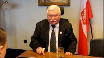 """30-06-2017 09:10 """"Wałęsa mówił, że pojawi się na demonstracji, kiedy będą 2 mln ludzi. Wierzę, że to ten czas"""". Schetyna o miesięcznicy smoleńskiej"""