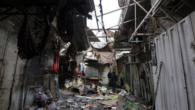 Państwo Islamskie przyznało się do podwójnego zamachu w Bagdadzie