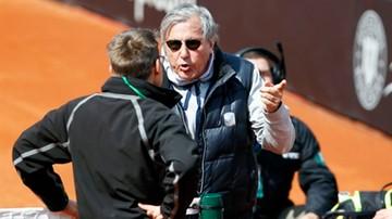 2017-04-22 Puchar Federacji: Nastase wyrzucony z kortu i pozbawiony funkcji kapitana