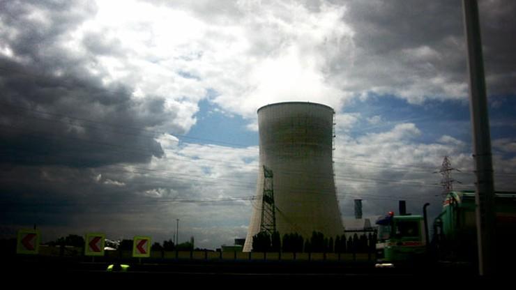 Belgia: reaktor elektrowni atomowej wyłączył się po incydencie. Jedna osoba ranna