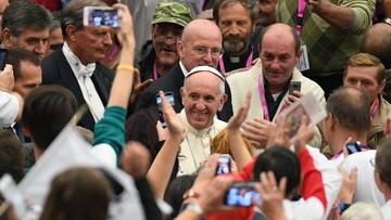 11-11-2016 16:06 Papież odwiedził ubogich i bezdomnych. Mówił o solidarności