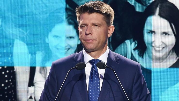 Petru: jeśli Nowoczesna przejmie władzę, Andrzej Duda i Beata Szydło trafią przed Trybunał Stanu