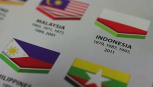 Sportowy skandal w Malezji. Pomylili flagi - zamiast indonezyjskiej wydrukowali polską