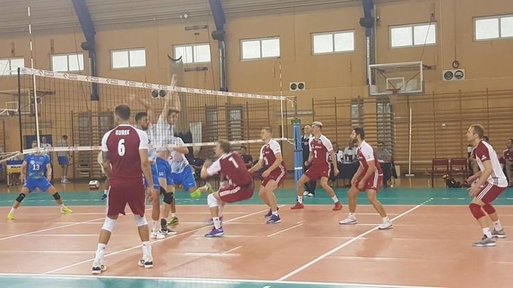 Polscy siatkarze przegrali ze Słowenią
