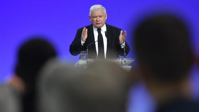 Kaczyński: Program PiS realizowany energicznie, bez dogmatyzmu