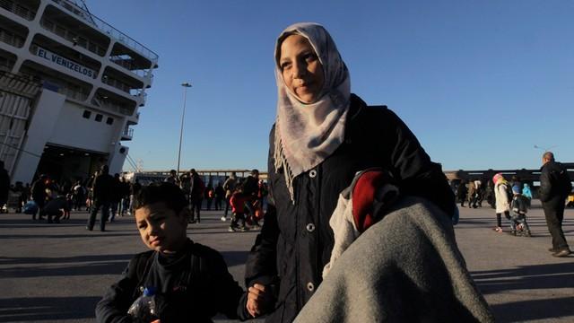 Grejca: hiszpańscy ratownicy z Lesbos oskarżeni o handel ludźmi