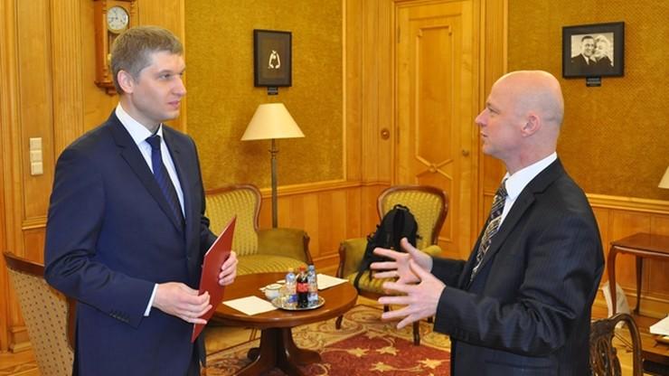 Piotr Nowak nowym wiceministrem w resorcie finansów
