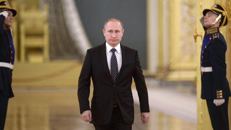 Putin z wizytą na Krymie. Odwiedzi budowę najdłuższego mostu w Rosji