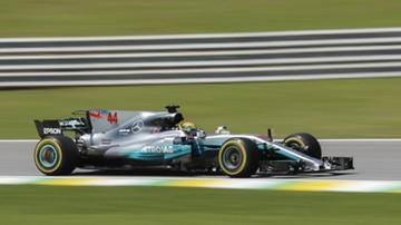 2017-11-10 GP Brazylii: Hamilton najszybszy na obu treningach