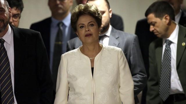 Brazylia: Rousseff proponuje referendum w sprawie przyspieszonych wyborów