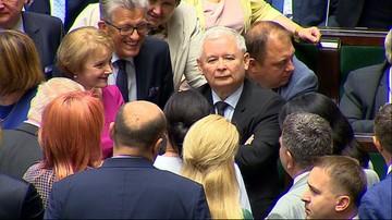 Sejm przyjął nową ustawę o Sądzie Najwyższym