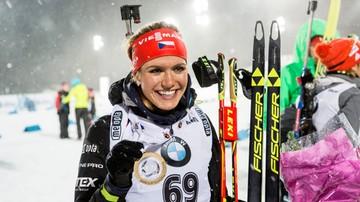2015-12-05 PŚ w biathlonie: Triumf Soukalovej, 21. miejsce Nowakowskiej