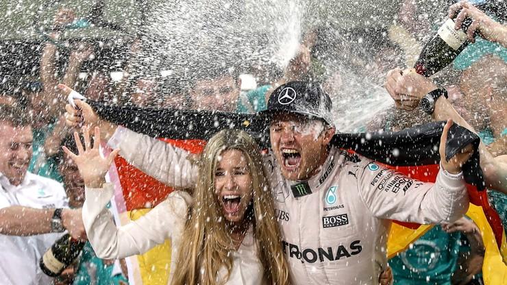 Rosberg korzystał z pomocy... mistrza zen