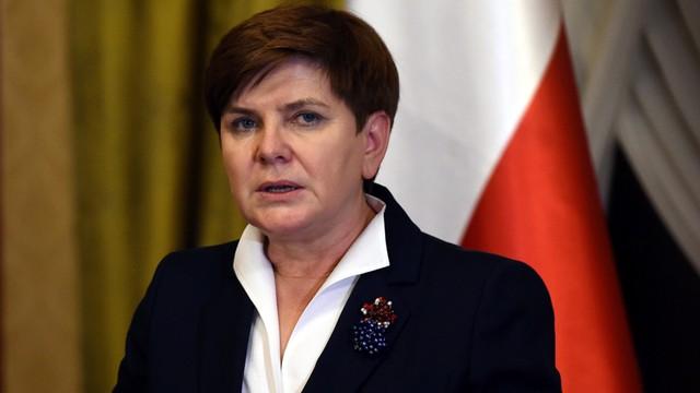 Szydło w Londynie: Polska przekaże 3 mln euro na rzecz Syrii