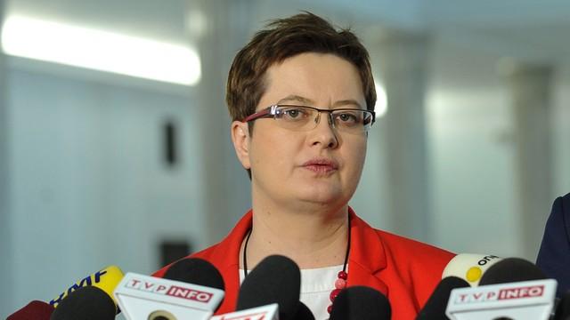 Lubnauer nową przewodniczącą klubu Nowoczesnej, Petru pozostaje szefem partii