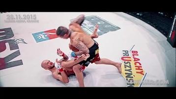 2015-11-26 KSW 33: Zapowiedź walki Azhiev vs Bakocevic (WIDEO)