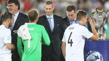 2017-06-30 Prezydent UEFA: Dziękujemy polskiej federacji za kapitalną organizację Euro U-21