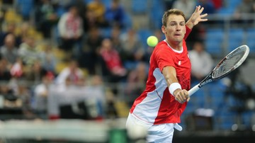 2015-10-24 ATP w Wiedniu: Kubot awansował do półfinału debla