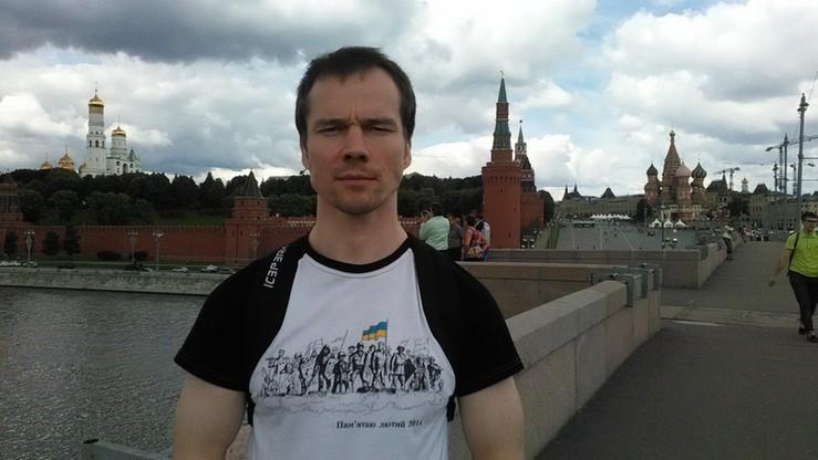 Rosja: znany opozycjonista wyszedł z kolonii karnej
