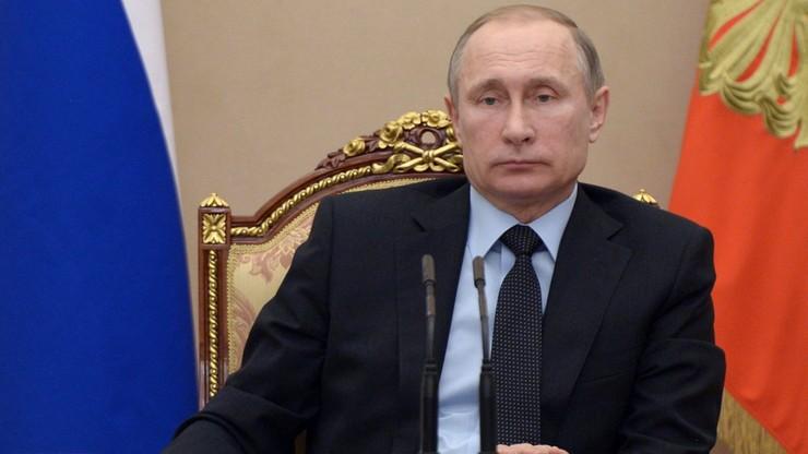 Putin ostrzega przed upolitycznianiem sprawy dopingu w Rosji