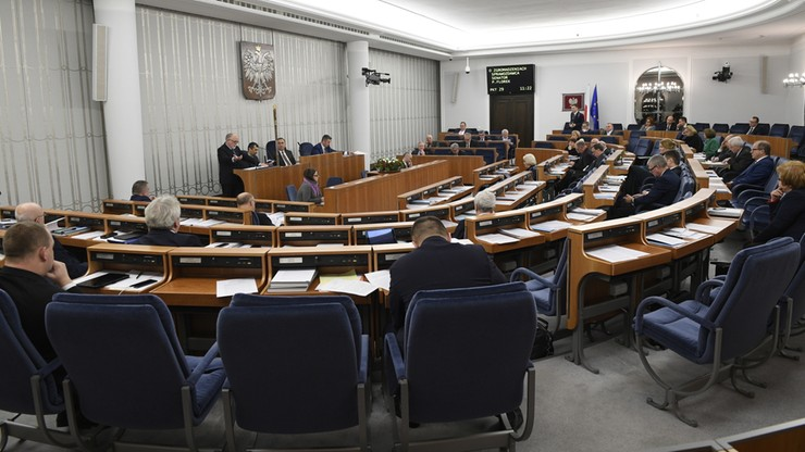 """Senat chce upamiętnić 35. rocznicę tragicznych wydarzeń w kopalni """"Wujek"""""""