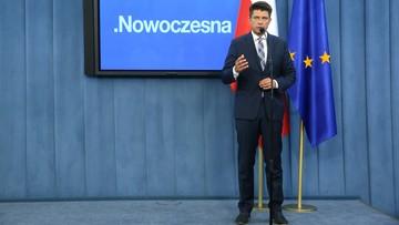 24-06-2016 12:02 Petru: niech PiS zapewni, że nie chce referendum w Polsce