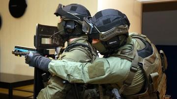 15-04-2016 10:01 Odbijanie zakładników w hotelu. Ćwiczenia stołecznej policji przed szczytem NATO i Światowymi Dniami Młodzieży